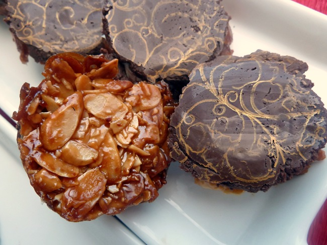 croquant au chocolat -