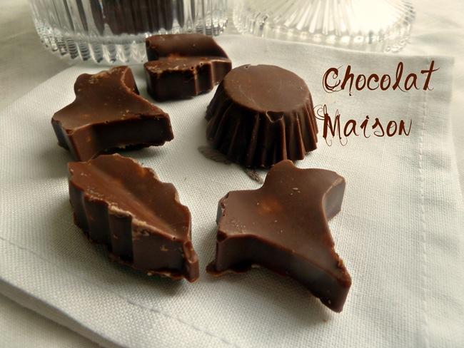 chocolat faite maison