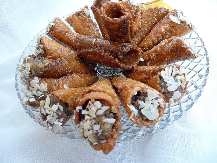 recettes gateaux algériens