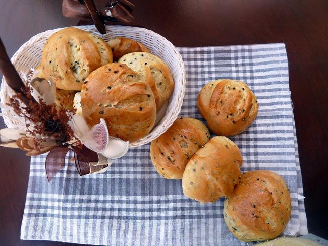 recette de pain au grains de nigelle