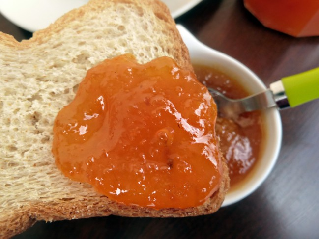 confiture de potiron orange cannelle
