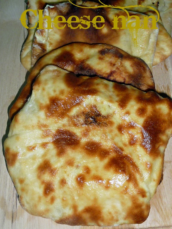 naan au fromage