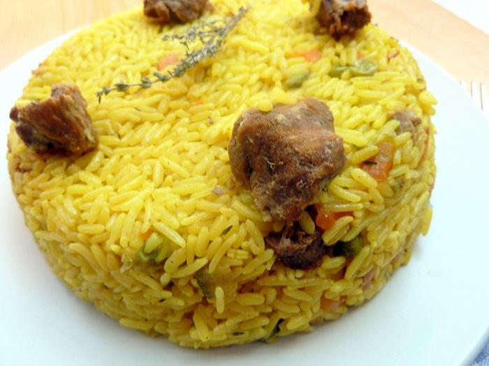 recette de riz