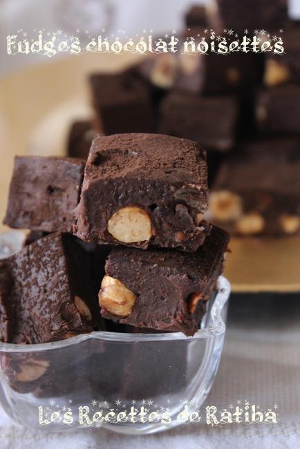 chocolat noisettes