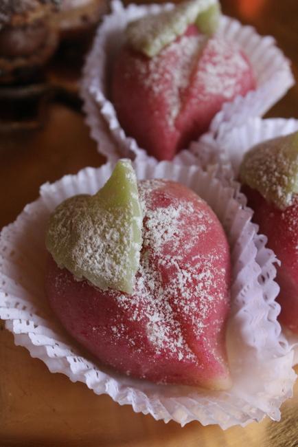 Les Fruits En Pate D Amande